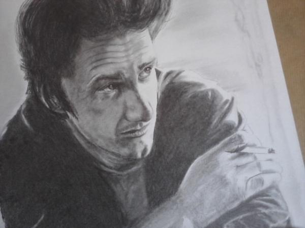 Sean Penn by ValerieM